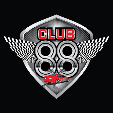 signet: The abstract of Club 88 Racing concept