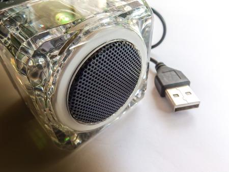 Small speaker photo