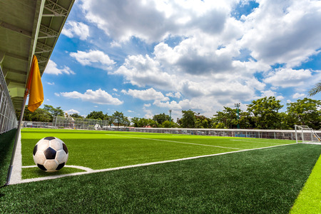 Soccer Field photo