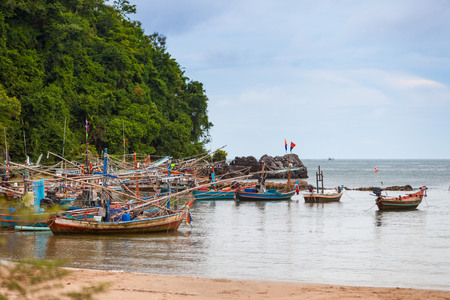 Fishing Boats Fishing Boats in Thailand photo