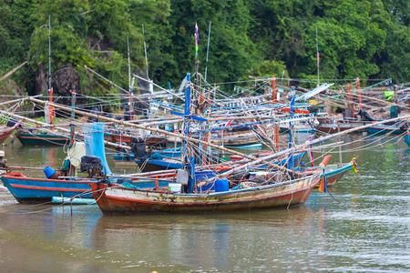 Fishing Boats Fishing Boats in Thailand photo