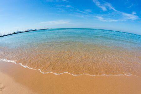 SEA BEACH PATTAYA THAILAND photo