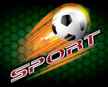 agility: SOCCER FOOTBALL CONCEPT
