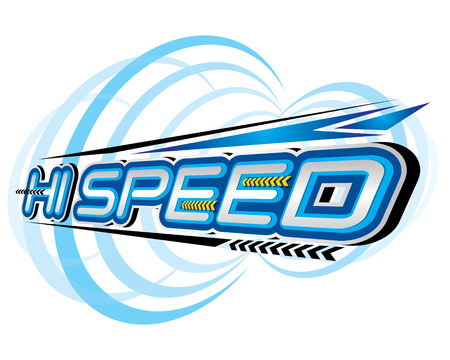 high speed internet: Hi Speed Concept