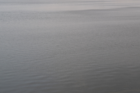 lifeless: background lifeless polluted water surface aerial view