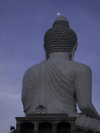 Big buddha in phuket ,Thailand photo