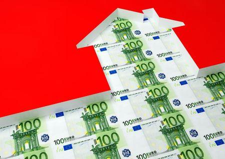 euro house Stock Photo - 2800269