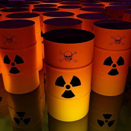 toxic tank background Stock Photo - 2983583
