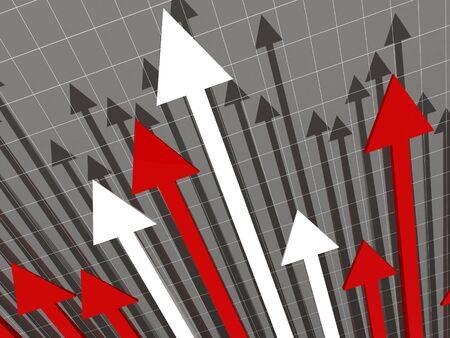 attainment: financial stat background