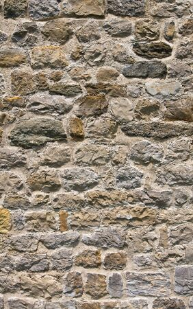 ancient stone wall, fine texture detail Stock Photo - 3220260