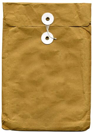 fine isolated image of classic asian envelope Stock Photo - 4155582