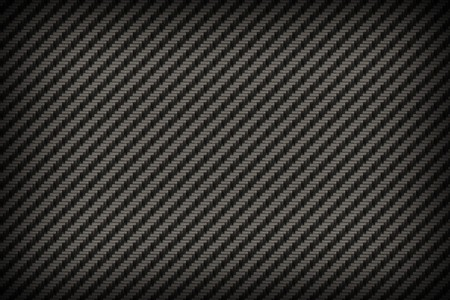 fine close up image of classic carbon fiber texture