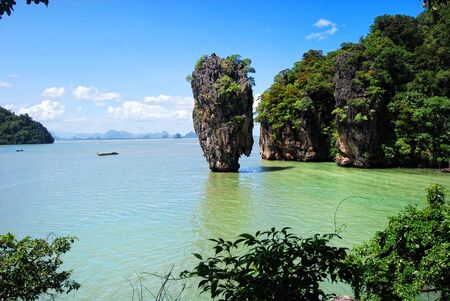 james: james bond island in thailand, ko tapu