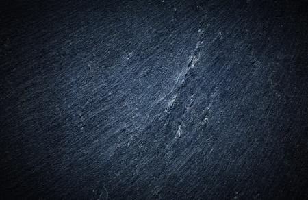 huge image of natural black slate texture background