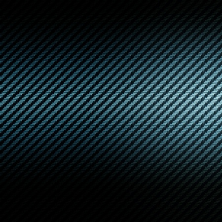 close up image of carbon fiber texture background Stock Photo - 8943910