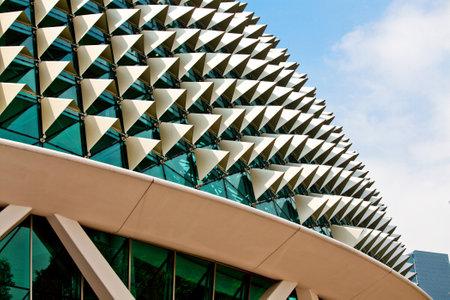 esplanade concert hall in singapore