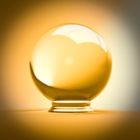 paranormal: crystal ball