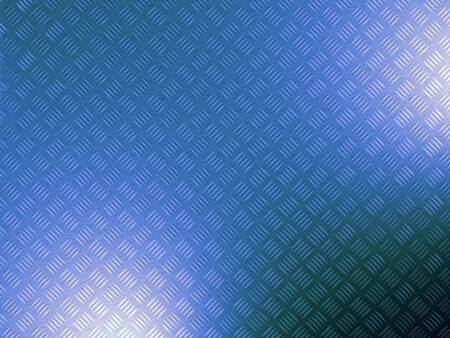 metal 3d diamond pattern plate photo