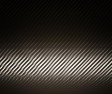 car detail: 3d image of carbon fiber background