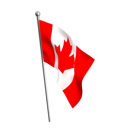 8,114 Canadian Flag Stock Vector Illustration And Royalty Free ...