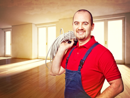 craftman and house indoor background photo