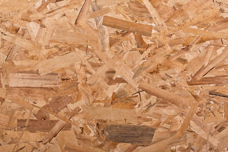osb: detail of osb texture wood background Stock Photo
