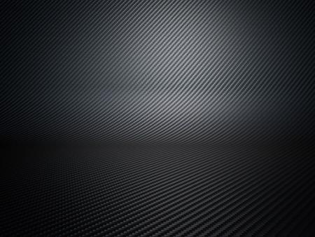 罰金の炭素繊維の背景画像