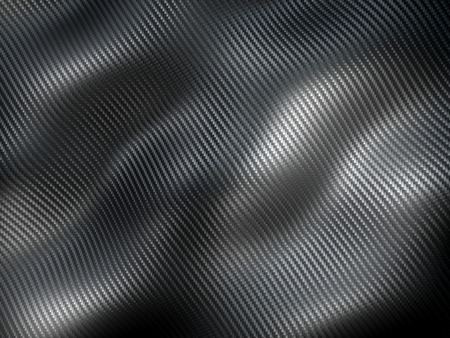 3d image of classic carbon fiber texture photo