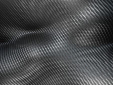 Imagen 3d de fibra de carbono textura clásica