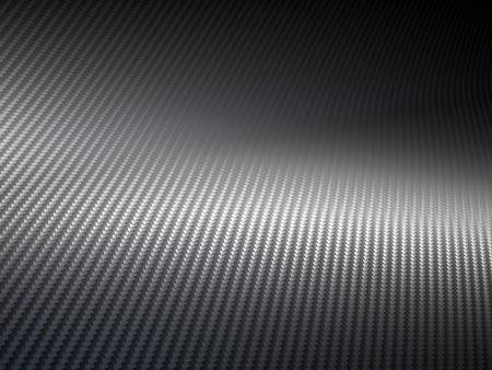 古典的なカーボンファイバーのテクスチャーの 3 d イメージ