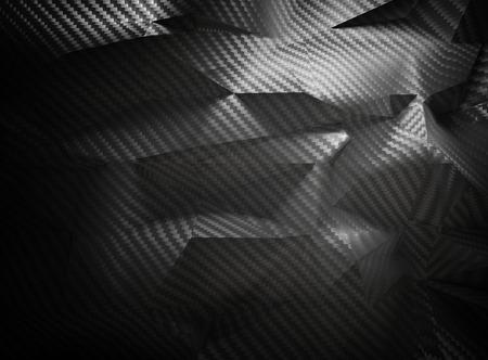 3d carbon: carbon fiber background 3d image
