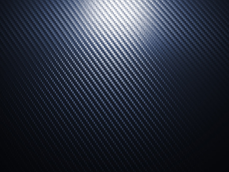 luxury: 3d image of classic carbon fiber texture