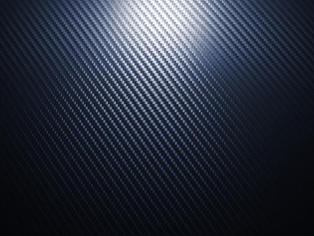 astratto: 3d immagine di fibra di carbonio trama classica