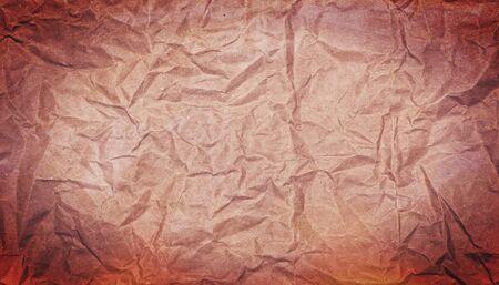 crumple: image of vintage crumpled paper background