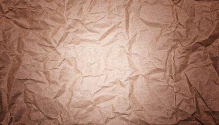 scrunch: image of vintage crumpled paper background