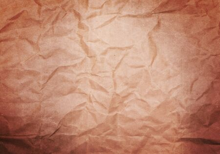 scrunch: image of vintage crumpled paper background