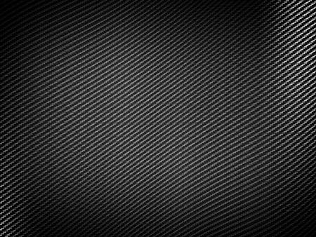 dark fiber: 3d image of classic carbon fiber texture