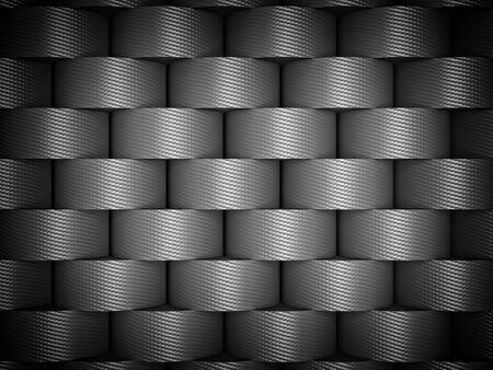 carbon: carbon fiber background 3d image