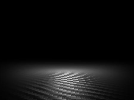 Imagen 3d de fibra de carbono textura clásica Foto de archivo - 54720833