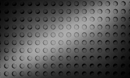 3d carbon: 3d image of classic carbon fiber texture