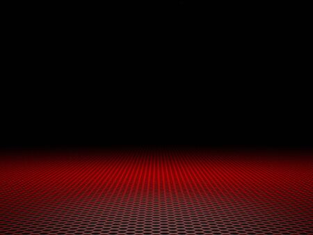 texture backgrounds: 3d image of geometric metal plate