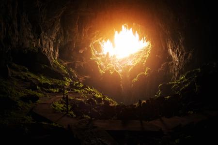 wild asia: Fairy Cave in Kuching Sarawak Borneo malaysia