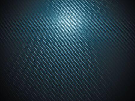 arrière-plan rendu 3d du motif en fibre de carbone avec des zones lumineuses. personne autour, concept de technologie et de modernité.