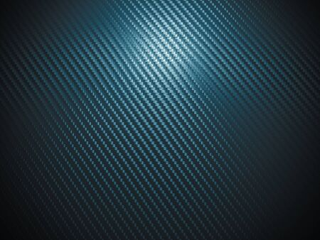 background 3d render of carbon fiber pattern with bright areas. no one around, concept of technology and modernity.