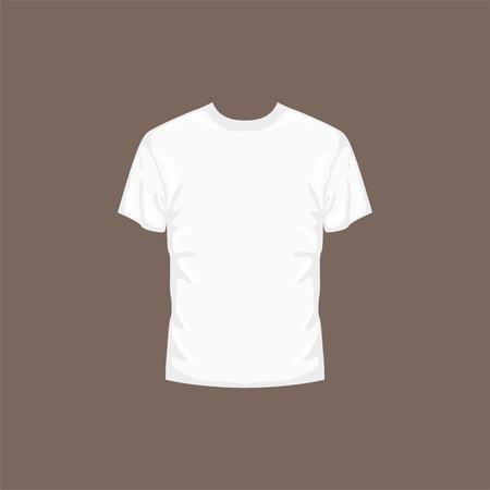 white template t-shirts for children kids mockup.