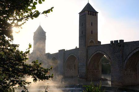 old bridge medieval photo