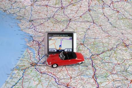 roadmap: calculate a road route