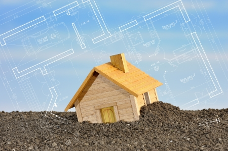 foundations: a construction project out of the ground