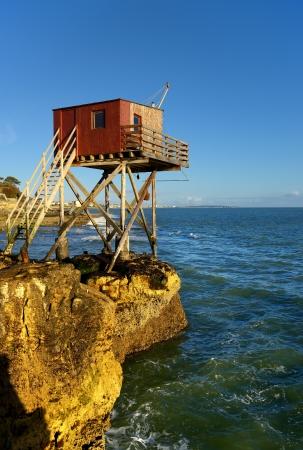 stilt house: traditional fisherman