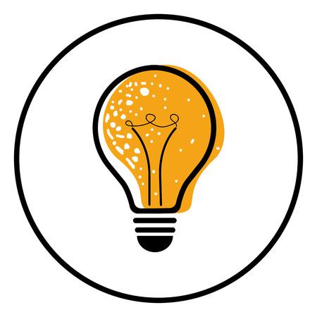 Light bulb icon